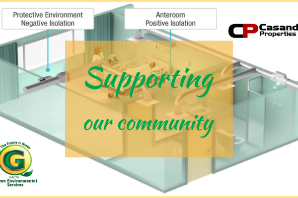 Supporting our community