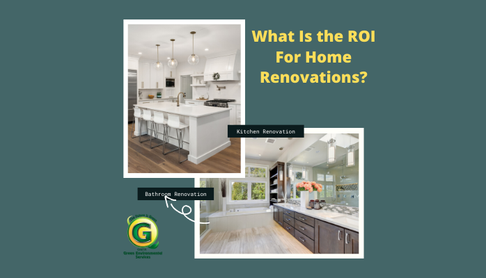 What Is The ROI On Home Renovations
